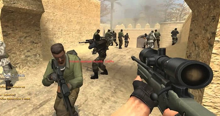 Thrilling Comeback of Counter Strike DUST2